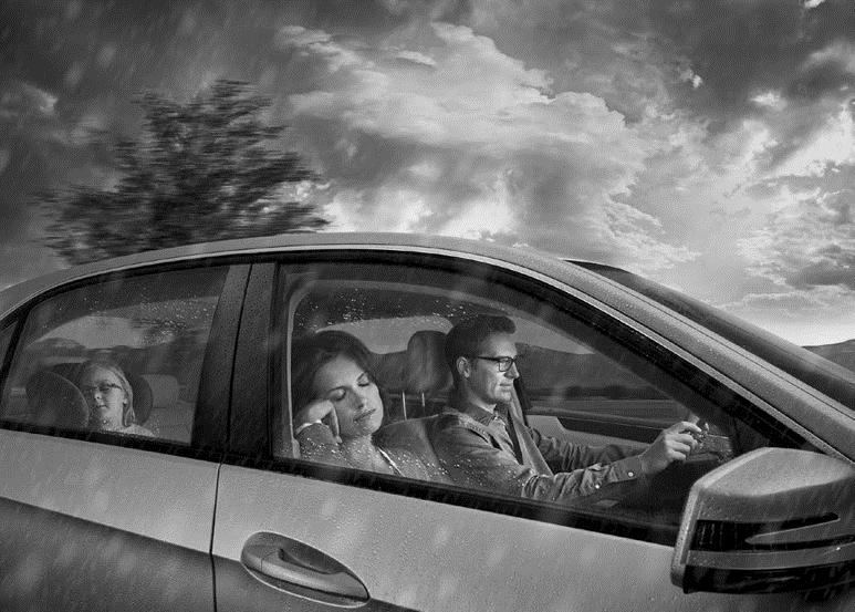 Zrak a šoférovanie: Čo by ste mali vedieť