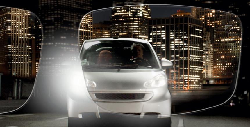 ZEISS okuliarové šošovky DriveSafe